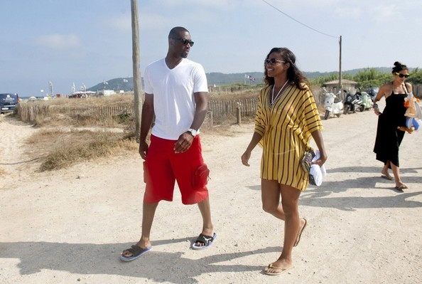 Spotted. Stalked. Scene. Dwyane Tyrone Wade & Gabrielle Union Vacay In Spain