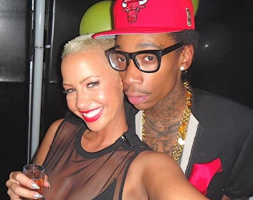 Ovary Hustlin' : Amber Rose is Pregnant + Details On Unexpected Pregnancy