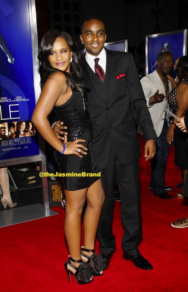 Bobbi Kristina & Boyfriend Nick Gordon Couple-Up Debut + Ovary Hustlin