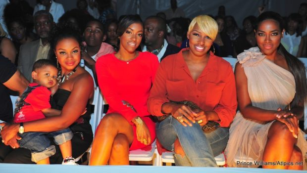 New Atlanta Housewives, Newly Engaged Erica Dixon & Lil Scrappy Hit Atlanta Show