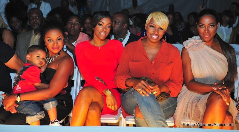 atlanta housewife group shot-the jasmine brand