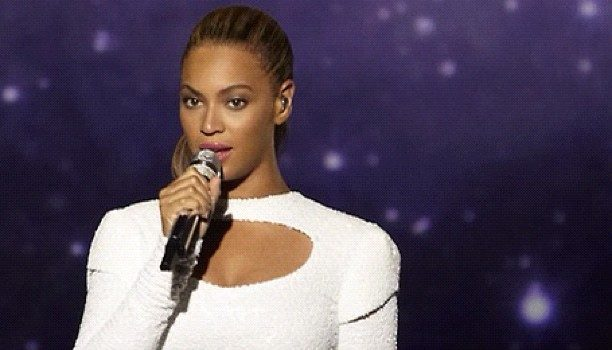 Beyonce Opts For All White In 'I Was Here' Video Shoot