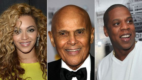 Beyonce Responds to Harry Belafonte Saying She Doesn't Give Back Enough