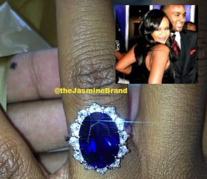 Bobbi Kristina Shows Off Her Rumored Engagement Ring