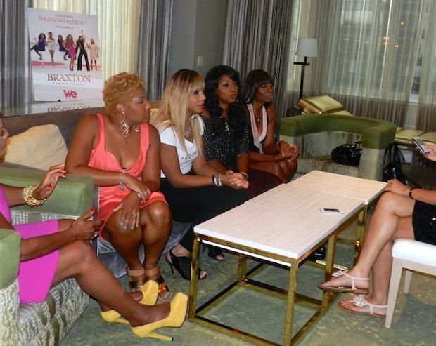 [Video] 'Braxton Family Values' Cast Talks New Season, Domestic Abuse + Their Secret Ingredient
