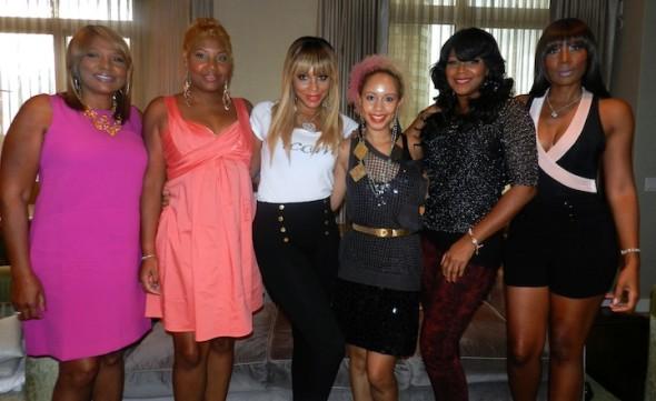 Braxton's Circa 2012, with Jasmine Brand
