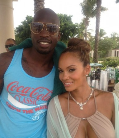 chad ochocinco-evelyn lozada-hbo-hard knocks-the jasmine brand