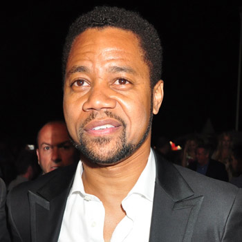 Thug Life : Cuba Gooding Jr. Wanted For Pushing A Bartender