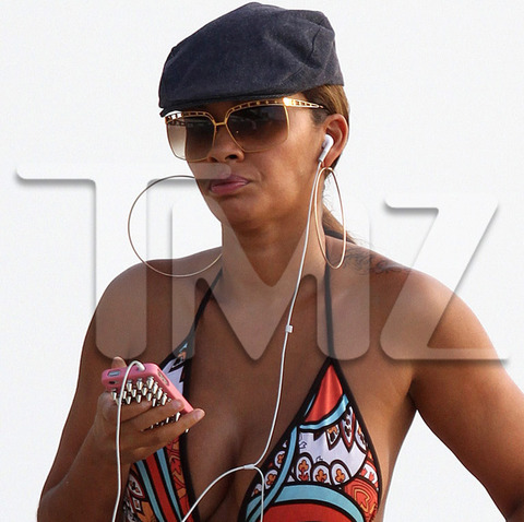 Evelyn Lozada Makes First Public Appearance Since Alleged Domestic Dispute