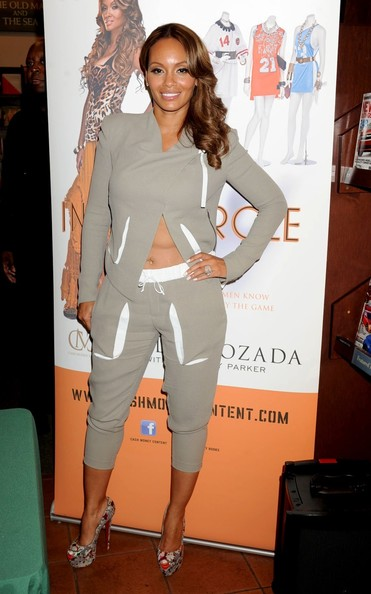 Update: Evelyn Lozada Ran To A Neighbor's Home During Domestic Dispute