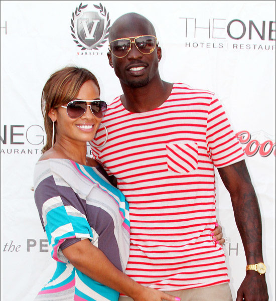 Evelyn Lozada & Chad Ochocinco To Be Featured On HBO's 'Hard Knocks'
