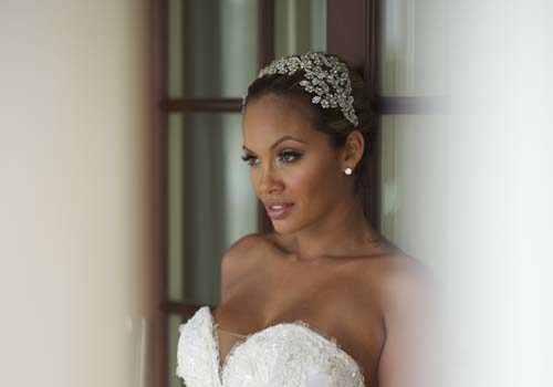 Stylin On You Wedding Hoes : Evelyn Lozada & Chad Ochocinco Release More Wedding Flix