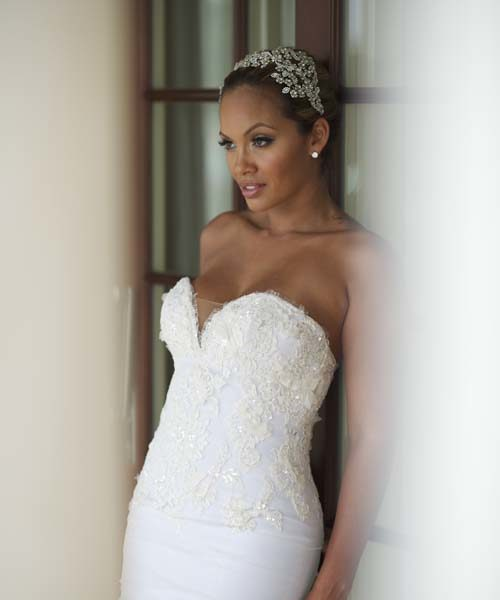 Stylin On You Wedding Hoes : Evelyn Lozada & Chad Ochocinco Release More Wedding Flix