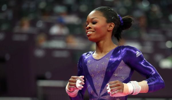 Olympic Champion Gabby Douglas Ignores People's Criticism About Her Hair