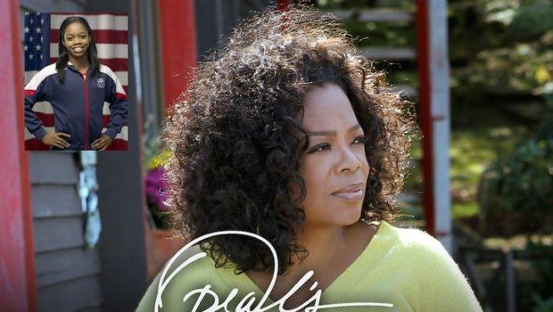 Oprah Winfrey to Interview Gabby Douglas On 'Next Chapter'