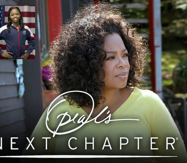 Oprah Winfrey to Interview Gabby Douglas On 'Next Chapter'