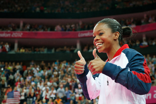Gabby Douglas Opens Up About Absent Father, 'My Dad Didn't Pay Child Support'