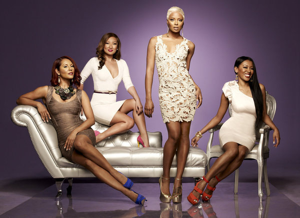 Eva Marcille & Denyce Lawton Reveal All in 'Girlfriend Confidential'