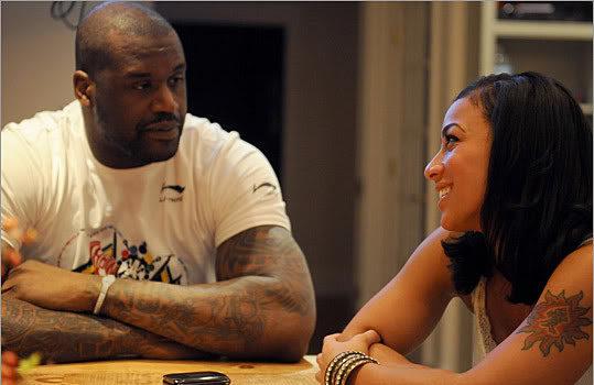 Hoopz Responds To Shaq Break-Up Rumors, Blames Blogs