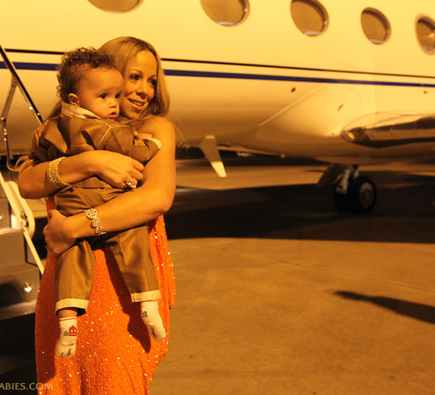 Mariah Carey's Bambinos Are All Grown Up, Sorta
