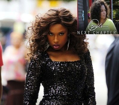 Oprah Winfrey Snags Jennifer Hudson for 'Next Chapter'