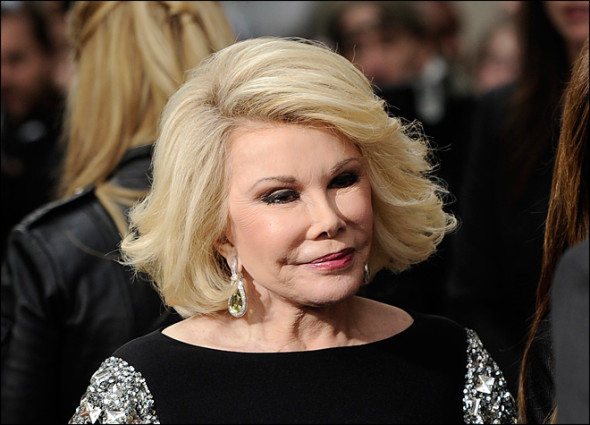 Joan Rivers Laid to Rest At Star Studded Funeral
