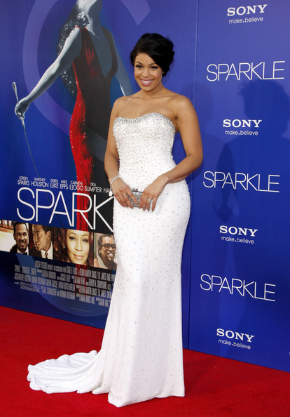 Jordin Sparks, Vivica Fox, Ray J, Keke Palmer & Friends Hit 'Sparkle' Premiere