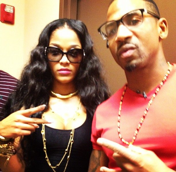 Photos: Stevie J, Joseline & Mimi Faust Hit RHOA's Kandi Koated Nights