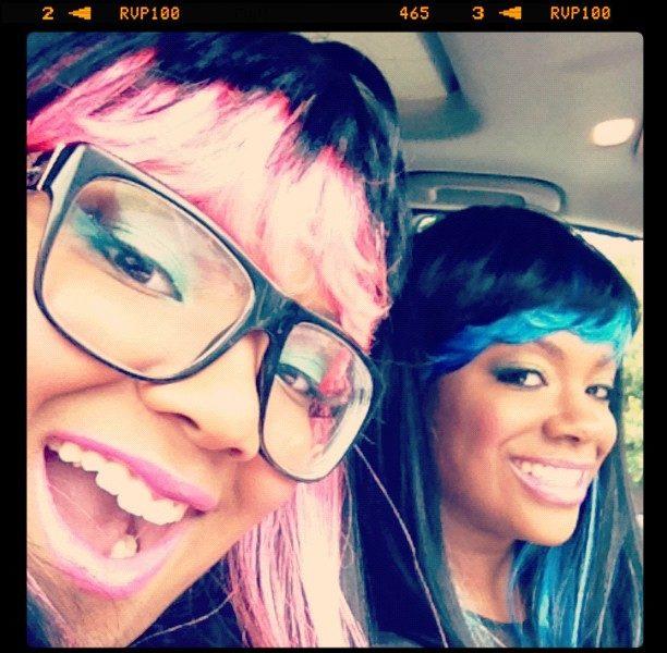 RHOA's Kandi Burruss Throws Daughter Riley, A 'Nicki Minaj' Inspired Birthday Party