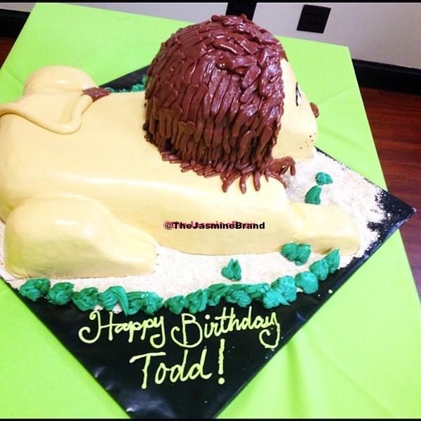 RHOAs Kandi Burruss Throws Birthday Party for Boyfriend Todd