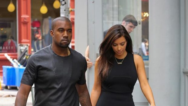 Kanye West & Kim Kardashian to Create Louis Vuitton Designer Shoe