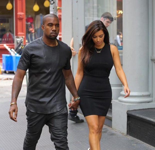 Kanye West & Kim Kardashian to Create Louis Vuitton Designer Shoe