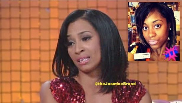 LHHA's Karlie Redd Denies Photo of 18-Year-Old Daughter