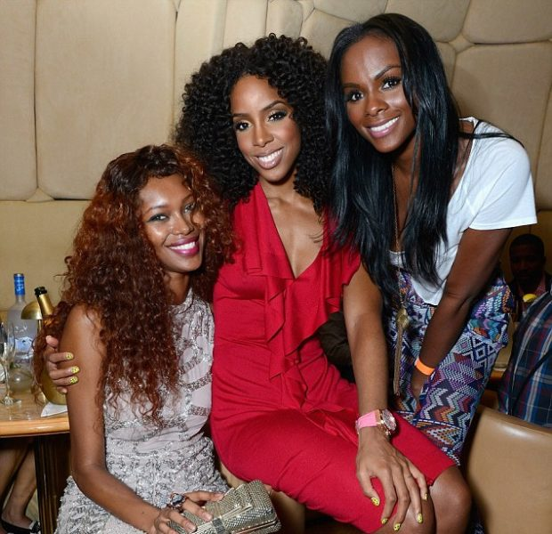 Kelly Rowland Celebrates TW Steel Line: Rocsi Diaz, Adrienne Bailon, Tika Sumpter & Jessica White Attend