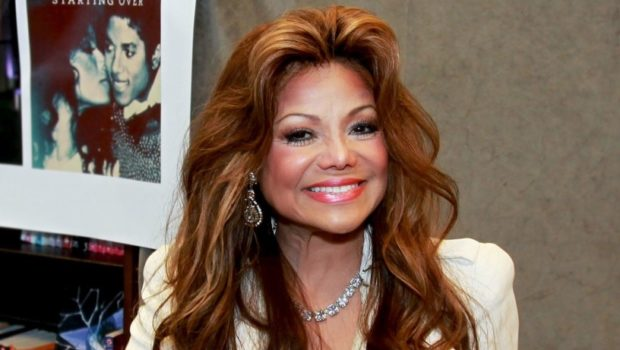 [EXCLUSIVE] LaToya Jackson Accused of Screwing Investor Out of $100K, Over Alleged Comeback Album