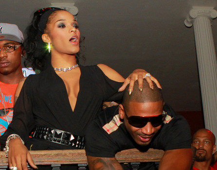 [Photos] LHHA's Joseline & Stevie J Party Like Rock Stars In Atlanta