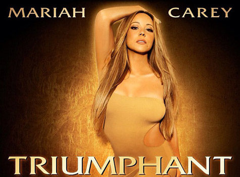 "Mariah Carey's New Single ""TRIUMPHANT (GET 'EM)"" Hits Radio Today"