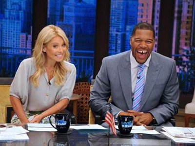 Nicole Murphy's Fiance, Michael Strahan, Lands Co-Host Gig With Kelly Ripa