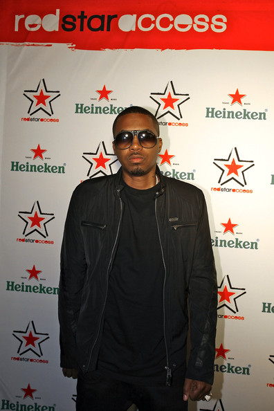 Dawn Richard, Luke James Hit Nas' Heineken 'Red Star Access' Chicago Show