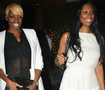 NeNe Leakes & Jennifer Williams Dine, Rihanna Leaves Hotel + More Celeb Stalking
