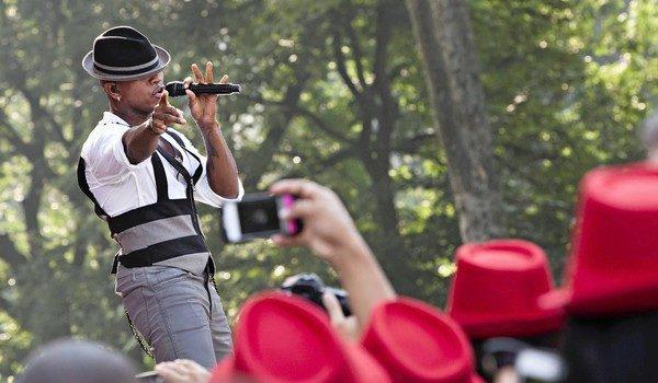 [Video] NeYo Performs On 'Good Morning America'