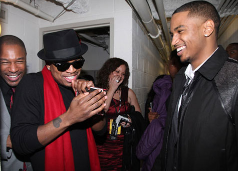 Trey Songz Responds To NeYo, 'That's a sucker move' + NeYo Barks Back
