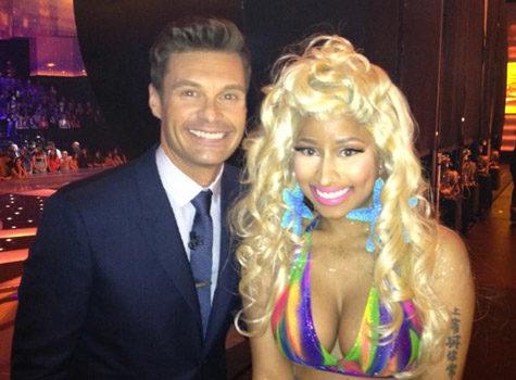 """Nicki Minaj Cast As Judge On """"American Idol"""" + Is Mariah Carey Pissed?"""