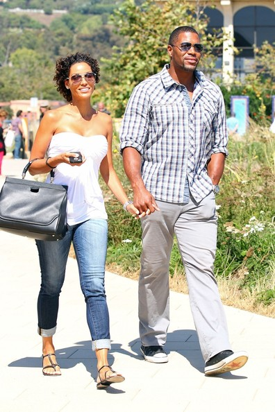 [More Messy Details] Michael Strahan & Nicole Murphy's ...