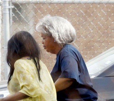 Oprah Winfrey Transforms Into An Old, Gray Haired Woman For 'The Butler'