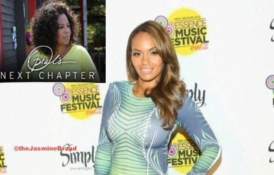 [CORRECTION] Evelyn Lozada Will Not Be On 'Next Chapter', Segment On 'Fix My Life' Will Still Air