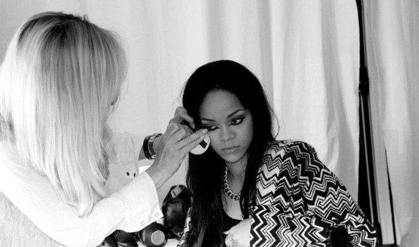 NeNe Leakes Styles, Rihanna Gets Her Face Beat + Julissa Goes Pilate Crazy