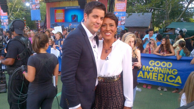 Robin Roberts Announces Leave of Absence, Starting Bone Marrow Transplant