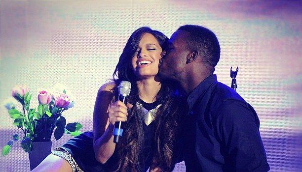 Rocsi Diaz Melts for Luke James, Kim Kardashian's Guiseppe's + Alexandra Burke Hits Jamaican Independence Day
