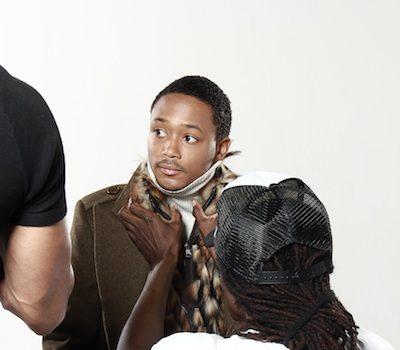 [Photos] Romeo Miller Gets Dapper in XEX Magazine Shoot